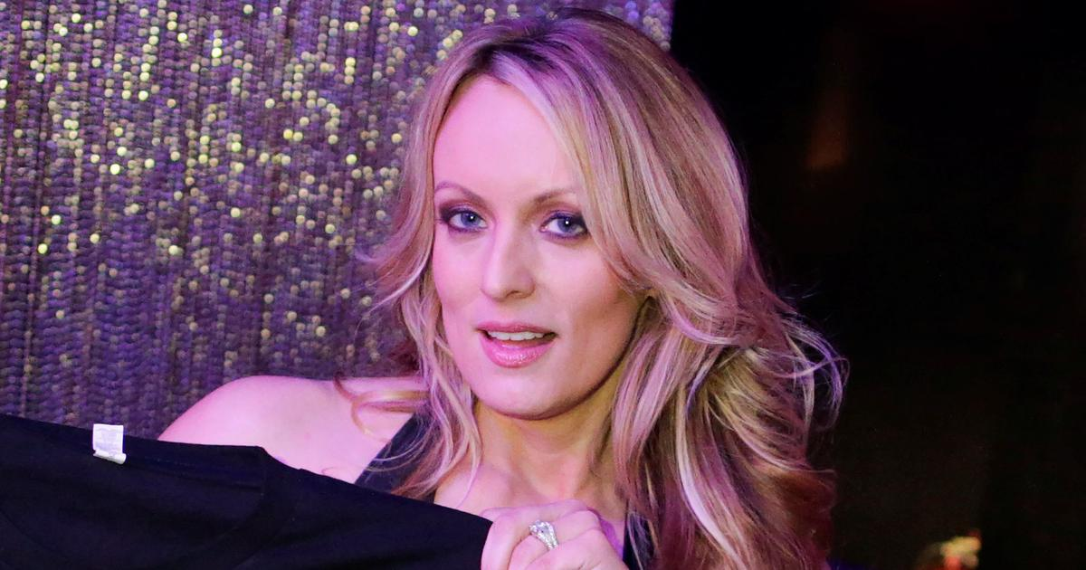 Judge Tosses Stormy Daniels' Defamation Suit Against Trump