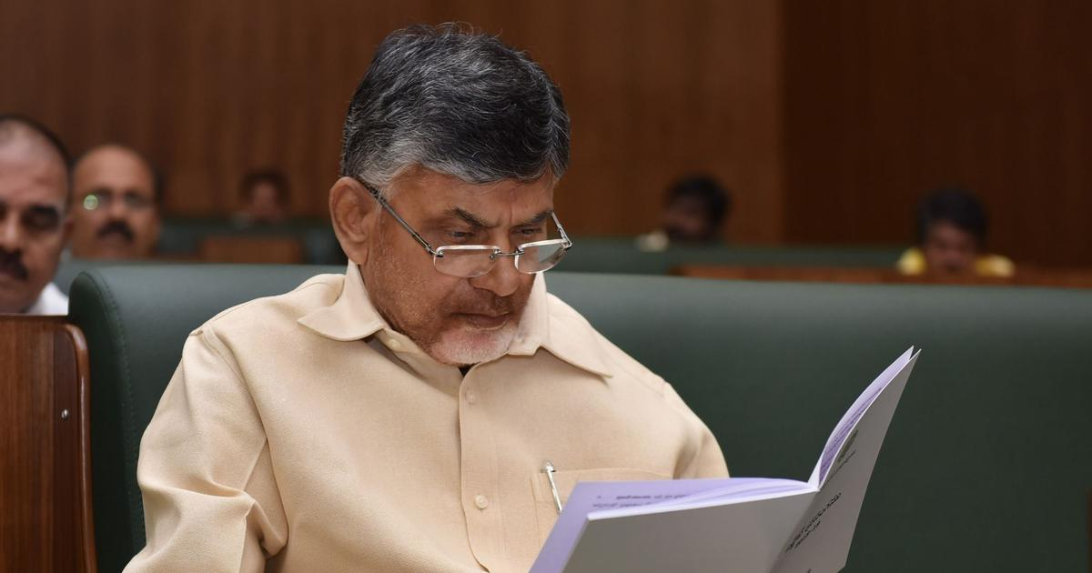 Top news: In a setback to Chandrababu Naidu, four TDP Rajya Sabha MPs join BJP