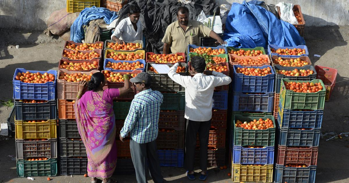 Wholesale inflation rose to 2.59% in December, onion prices up 455% in a year