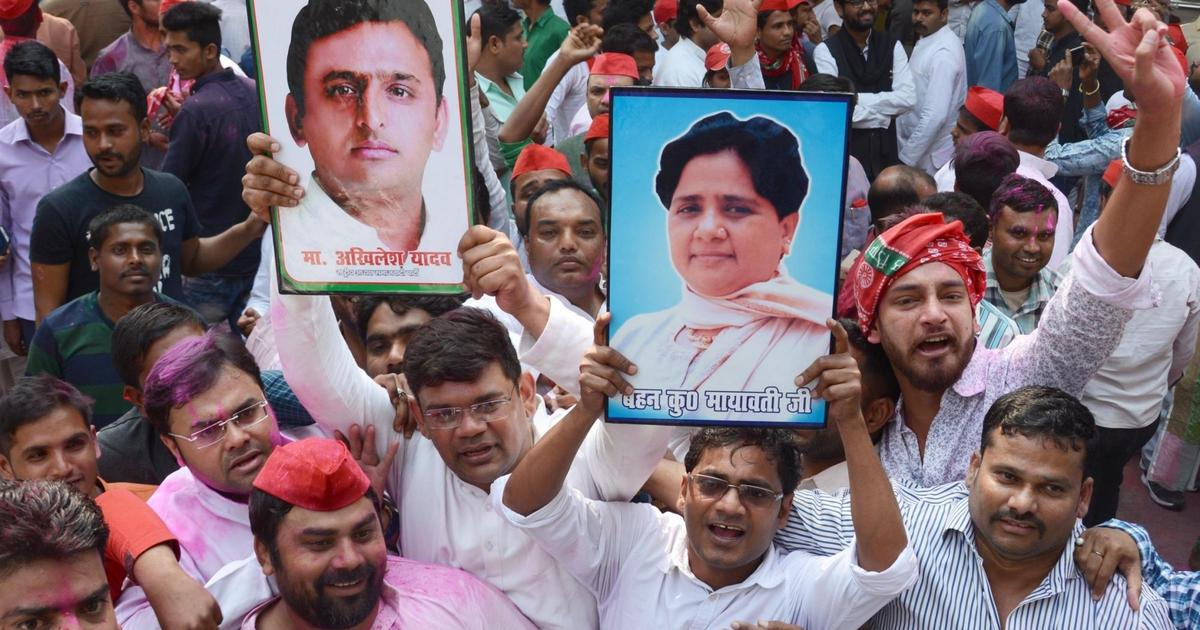 Why Mayawati and Akhilesh Yadav kept the Congress out of their alliance in Uttar Pradesh
