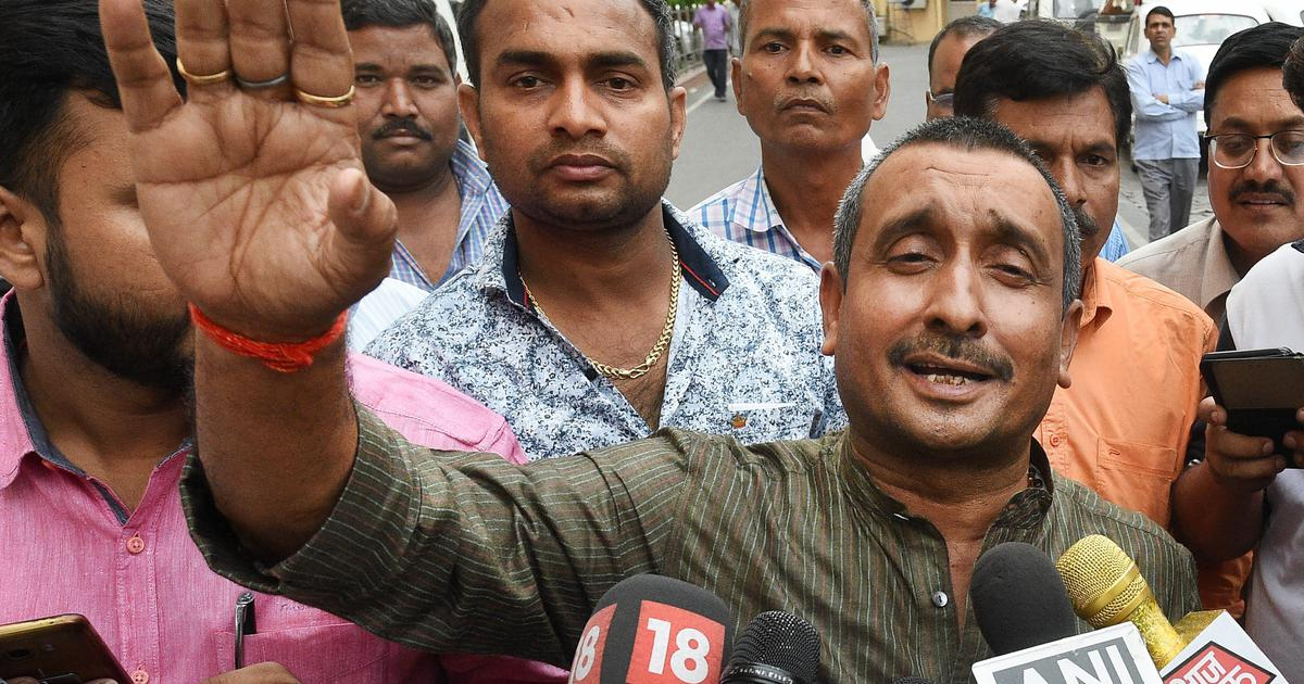 UP: Family of Unnao rape complainant claims accused MLA planned car crash that killed her aunts