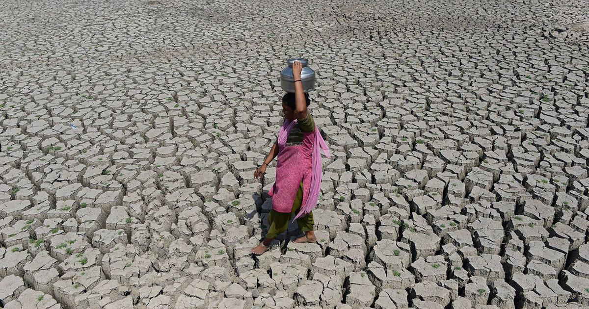 More than 40% of India is reeling under drought, but the Centre may not even acknowledge it