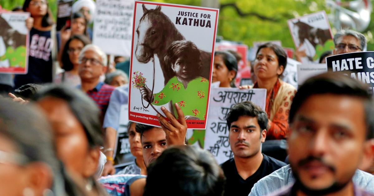 Reporting of child sexual abuse spiked in Kashmir after it enacted a law following the Kathua case