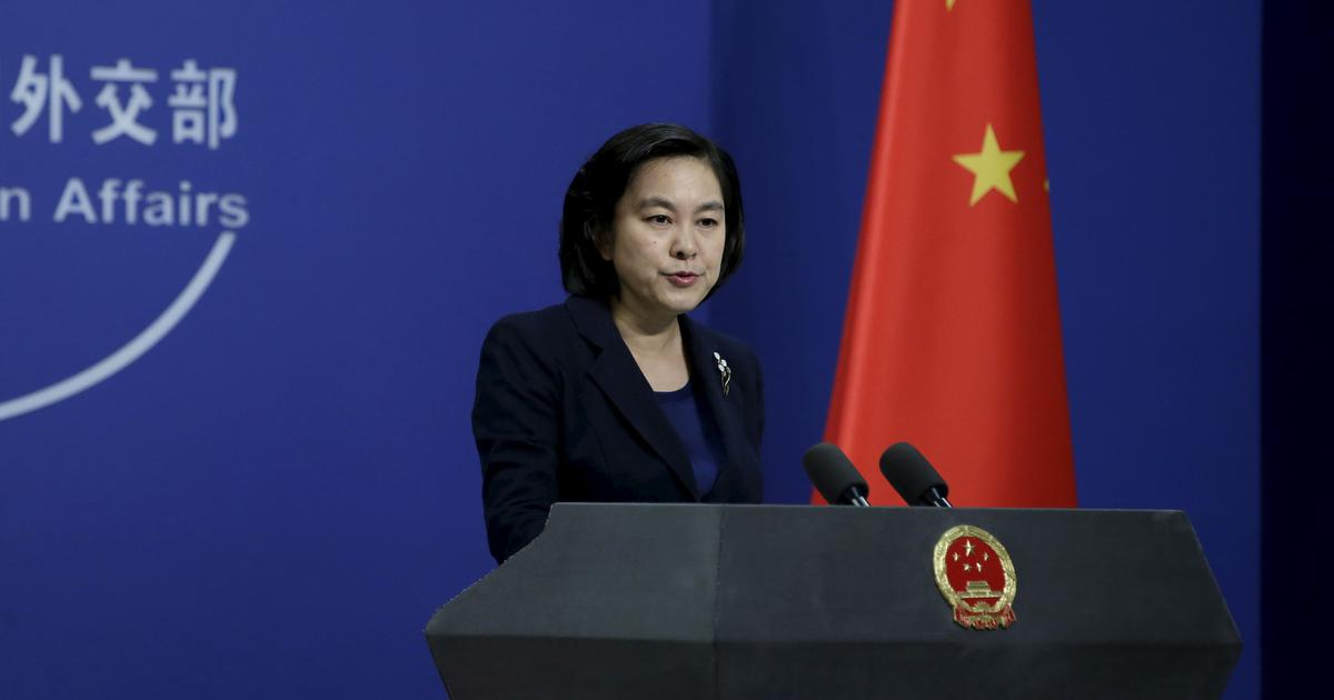 China 'resolutely opposes' demands for release of detained Canadians