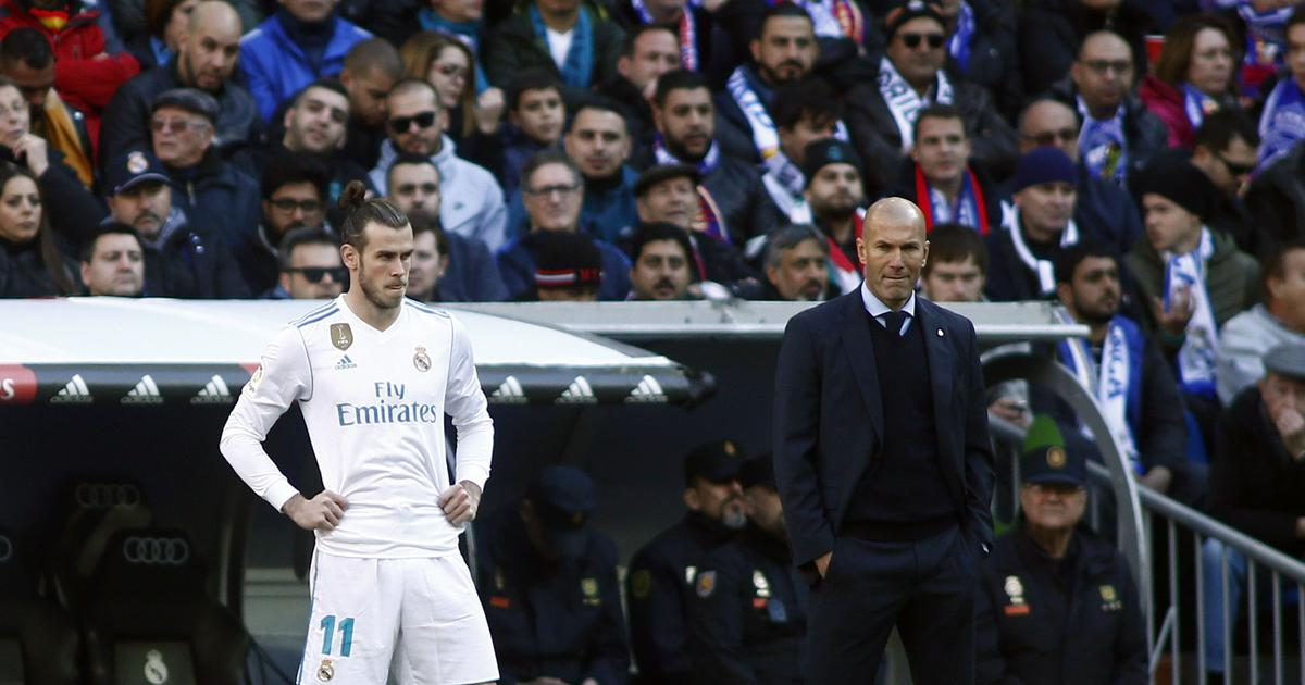 I did not disrespect anyone: Zinedine Zidane says Gareth Bale declined to play for Real Madrid