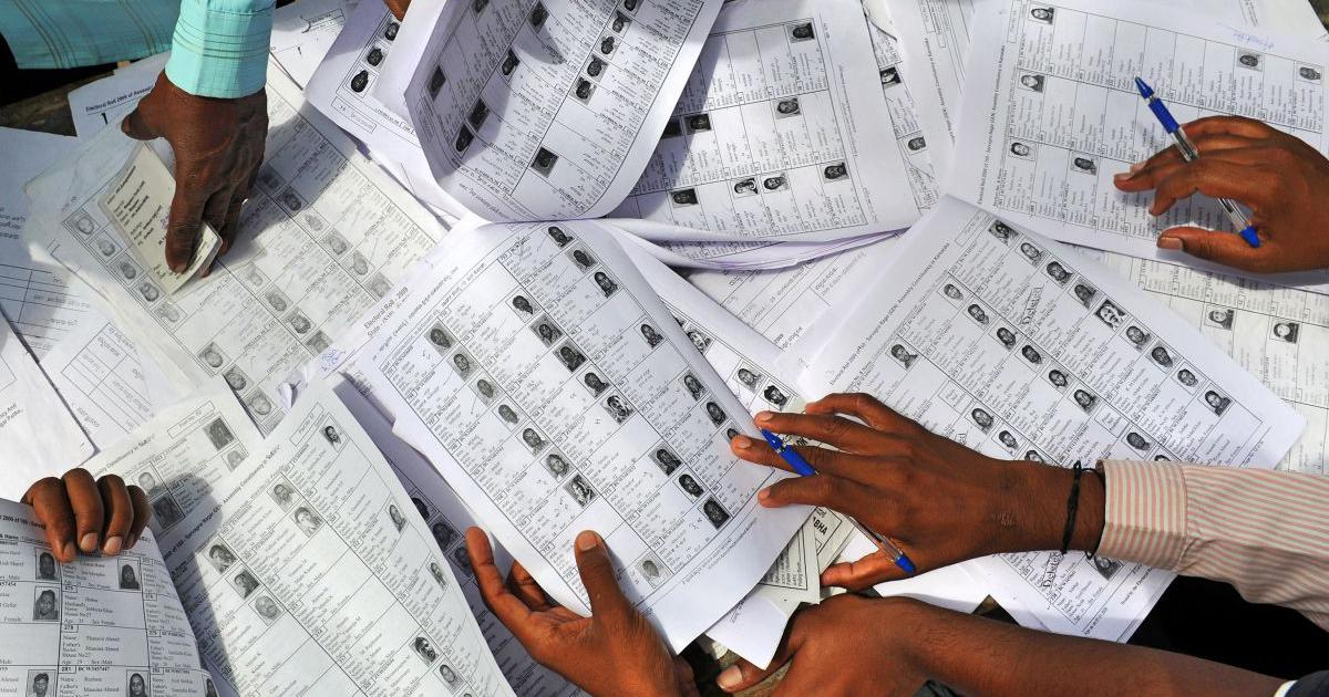Telangana Assembly polls: Voters complain of names missing from electoral rolls