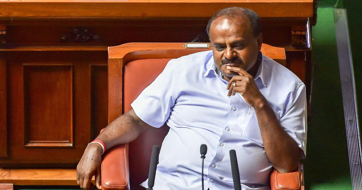 'RSS marking houses during Ram Temple donation drive in manner similar to Nazis': HD Kumaraswamy