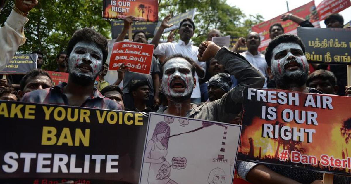 Sterlite factory hearings at National Green Tribunal have left activists upset