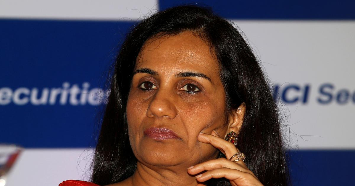 SC refuses to interfere with Bombay HC order rejecting Chanda Kochhar's plea against her termination