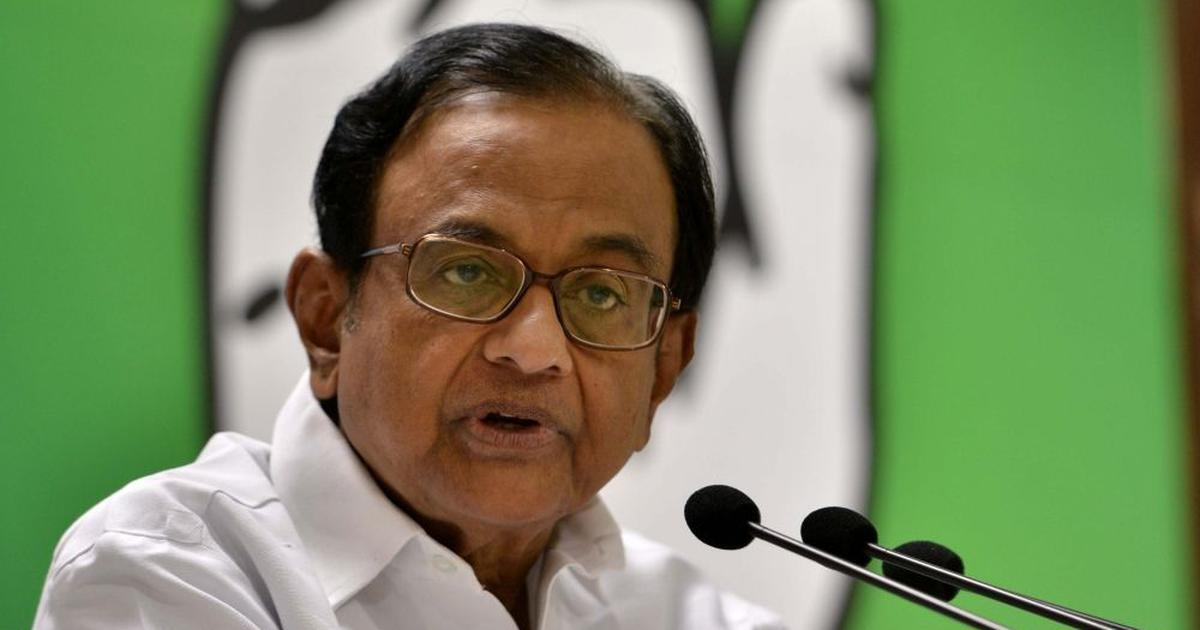 AFSPA in Assam: P Chidambaram  criticises Centre after report says law will be withdrawn in August