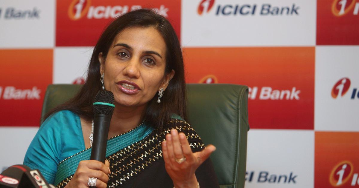 Bombay HC dismisses Chanda Kochhar's petition against her termination