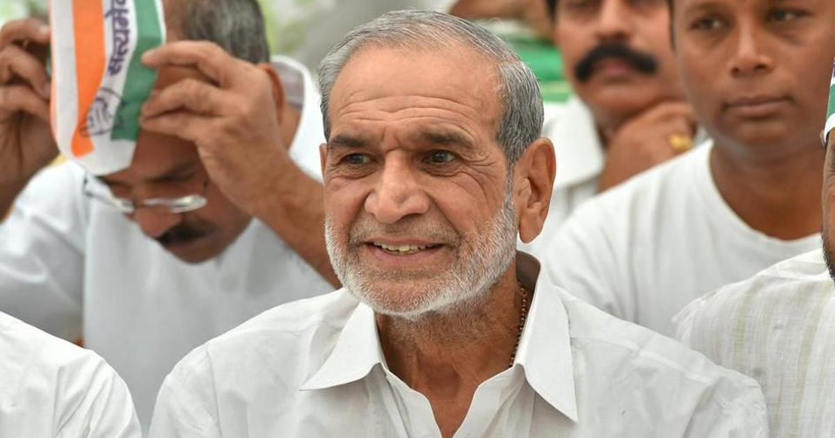1984 anti-Sikh violence: CBI asks Supreme Court to dismiss Sajjan Kumar's plea against life term