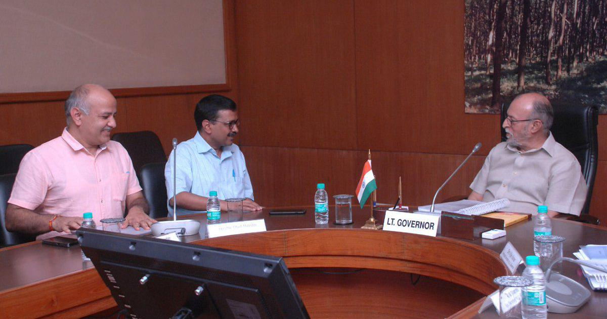 Coronavirus: Delhi LG overrules Kejriwal's decision to allow hotels, weekly markets to operate