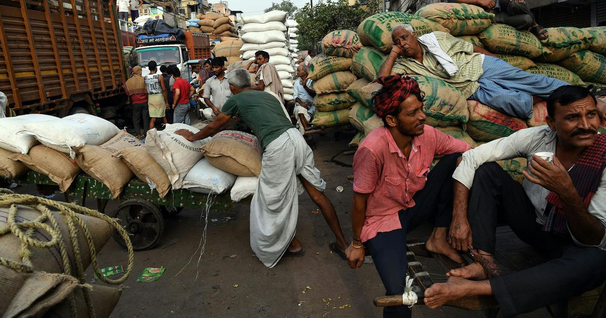 Wholesale price inflation remained unchanged at 1.08% in August: Government data
