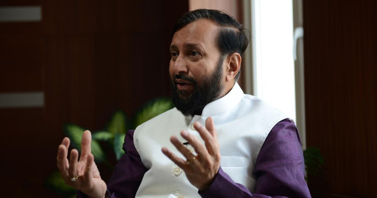 'Historical blunder was removed' with demolition of Babri Masjid, says minister Prakash Javadekar