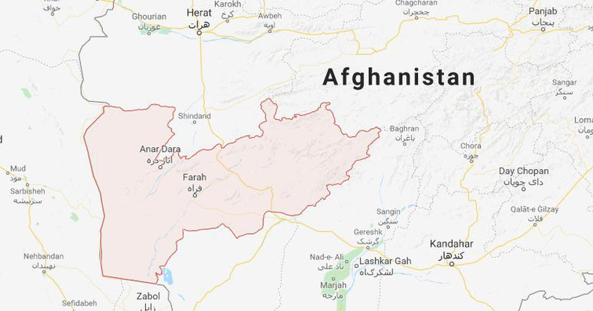 Afghanistan: At least 20 people killed after Army helicopter crashes in Farah province