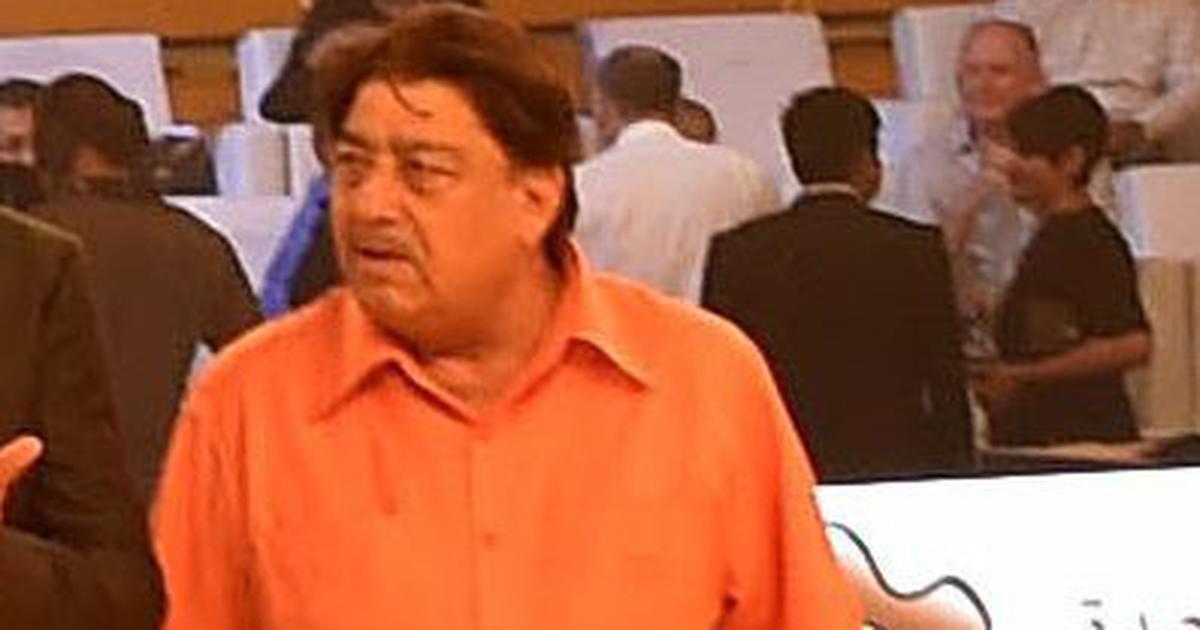 Janardan Singh Gehlot, International Kabaddi Federation president and former AKFI chief, dies