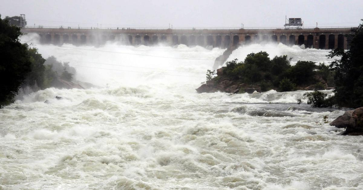 AIADMK urges Centre to take control of Cauvery Water Management Board
