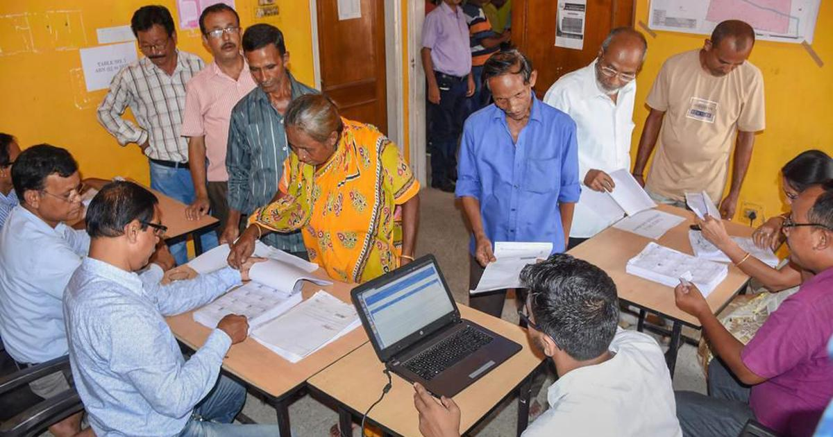 Assam NRC: Over 1 lakh people excluded from additional list