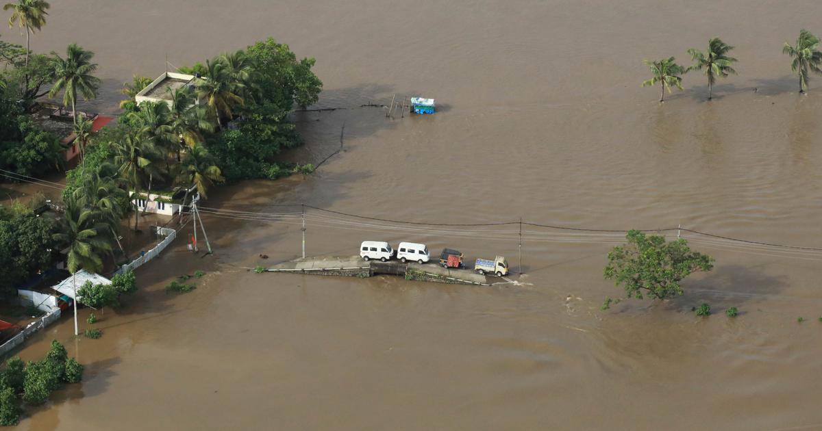 Kerala: Climate change caused devastating floods in August, says Met department chief