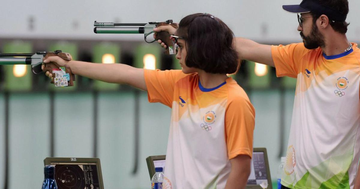 Olympic-bound shooters give nod to NRAI's rule of not signing commercial deals without permission