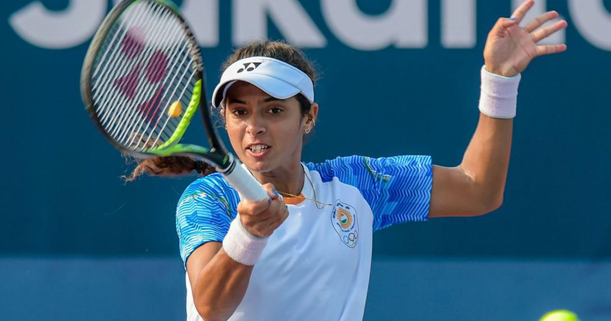 Mumbai Open: Day after marathon match, drained Ankita Raina loses as India's singles challenge ends