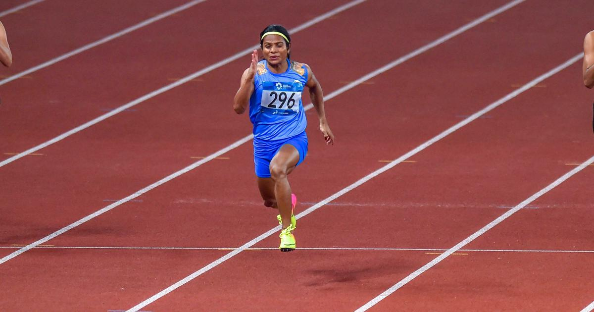 Indian athletics: Dutee Chand offers clarification after Odisha govt details funds provided to her