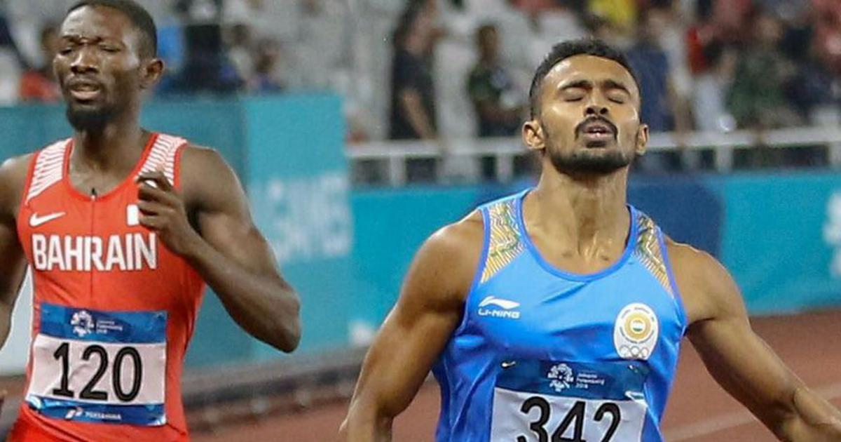 Athletics: AFI hopes for good show in 4x400m at World C'ships, Anas not in individual event