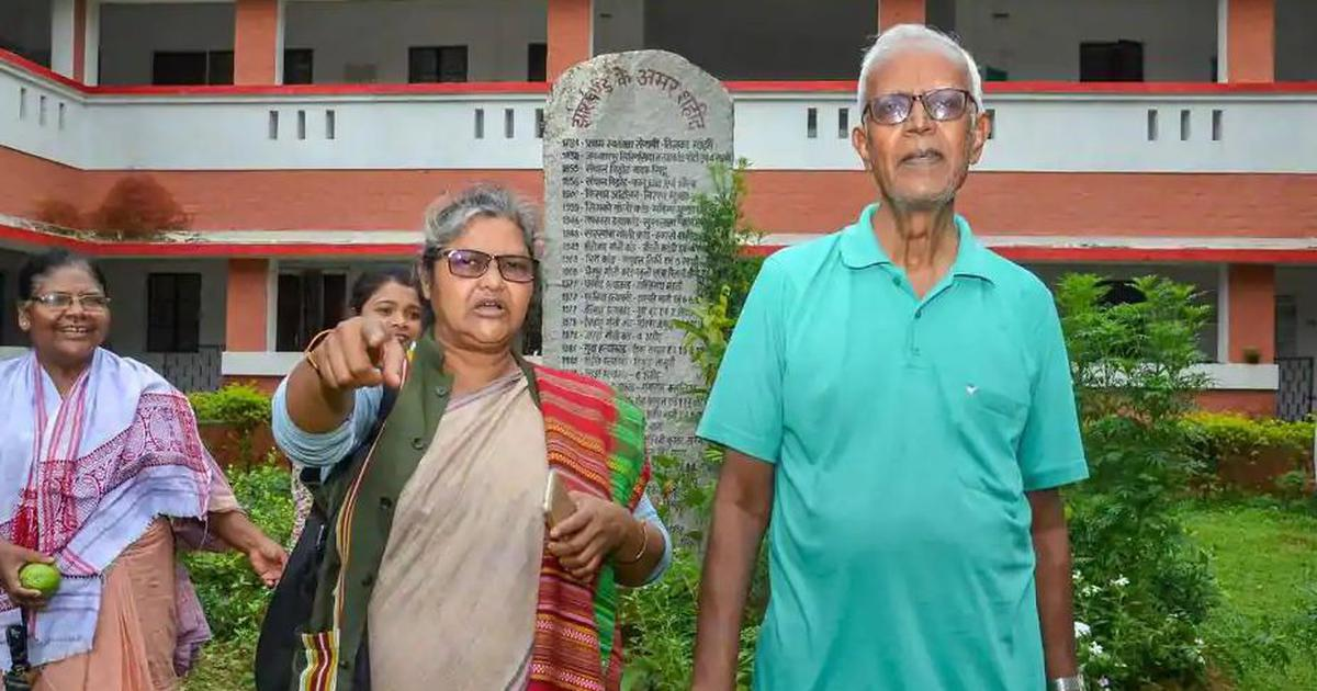 Bhima Koregaon case: Activist Stan Swamy's home in Jharkhand raided again by Pune Police