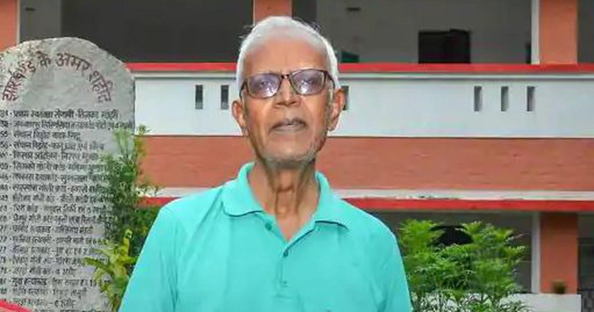 Stan Swamy is dead. How did putting this 84-year-old Parkinson's patient in jail serve justice?