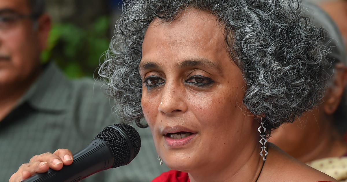 Arundhati Roy on Citizenship Act: 'We are faced with the biggest challenge since Independence'