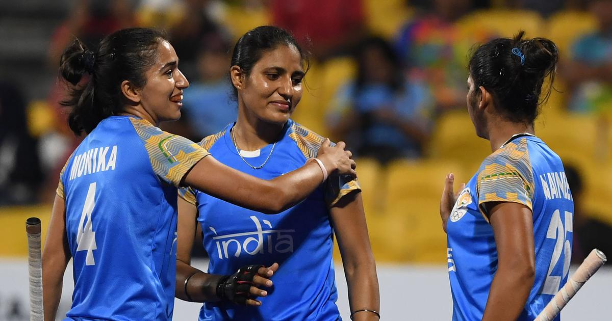 Hockey: Team is upbeat and confident ahead of Olympic test event, says India's Gurjit Kaur