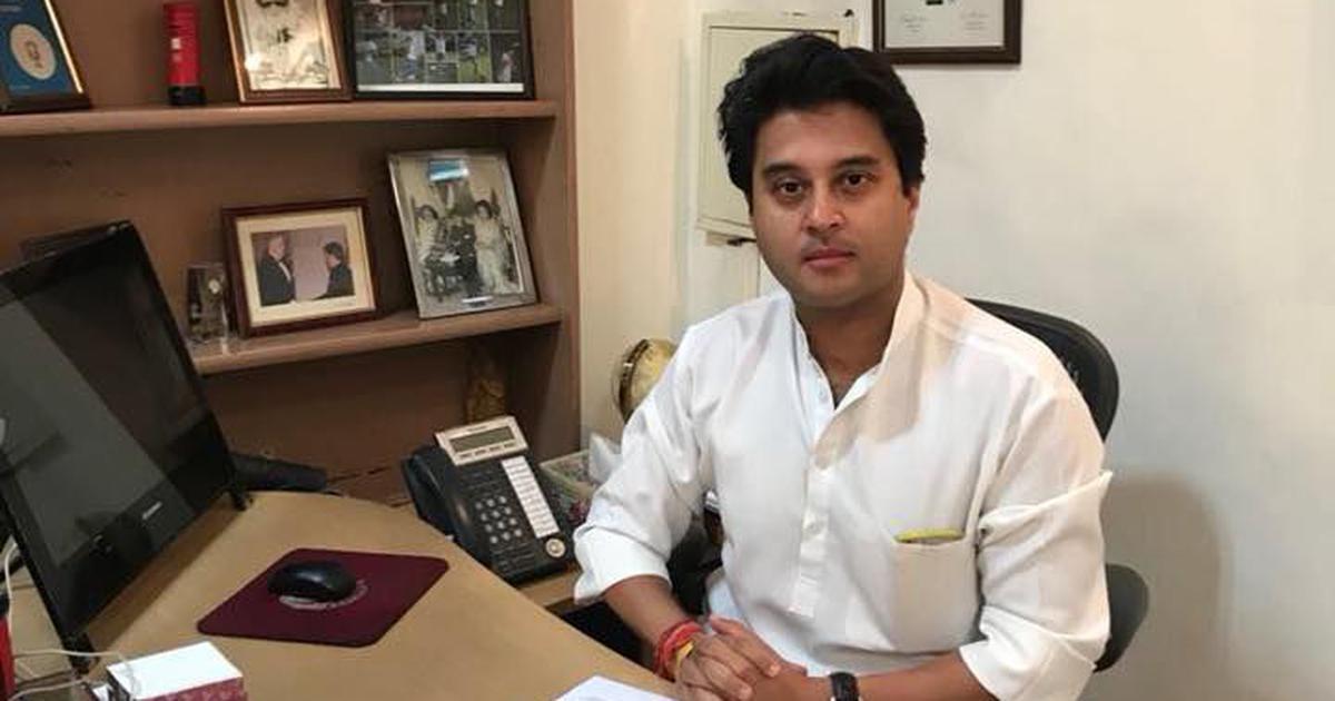 'Congress needs introspection, some correctives,' says party general secretary Jyotiraditya Scindia