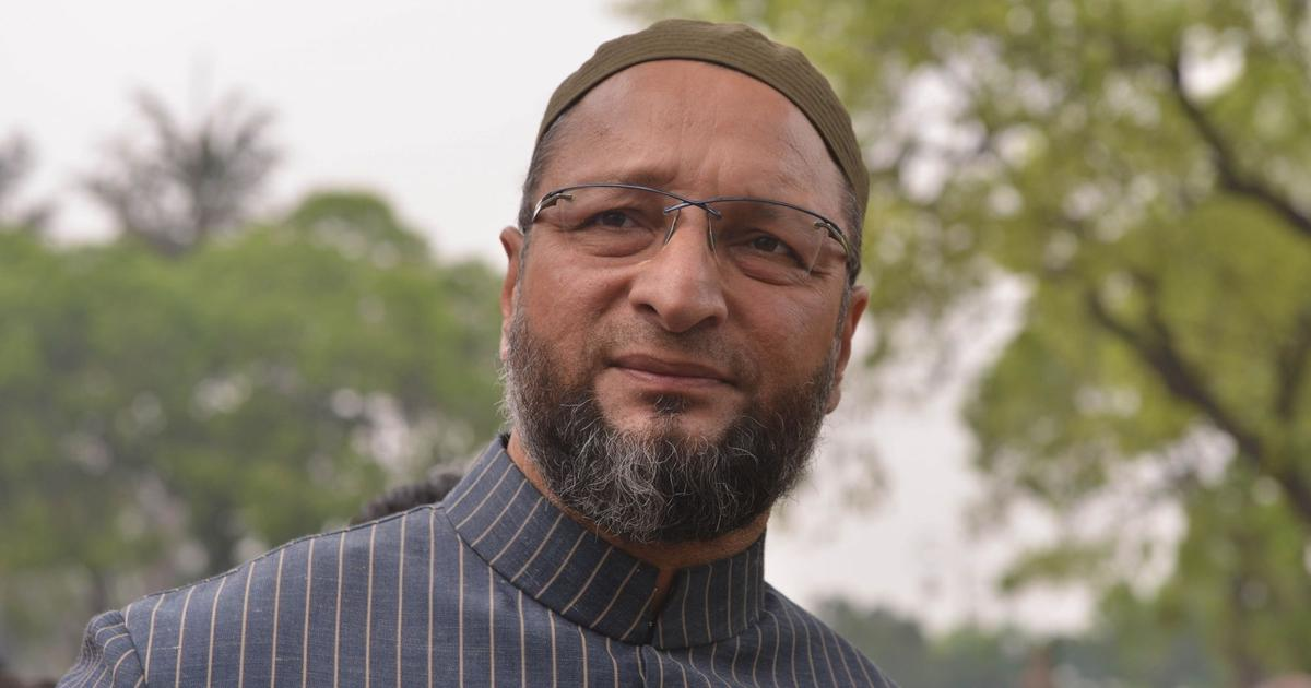 As Aadhaar Bill is passed in Lok Sabha, Owaisi says it will not stand in a court of law