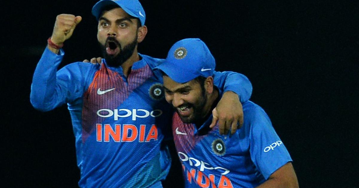Image result for Rohit and Kohli