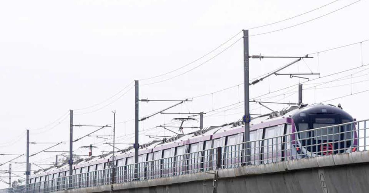 Cabinet approves extension of Delhi Metro corridor to New Bus Adda in Ghaziabad