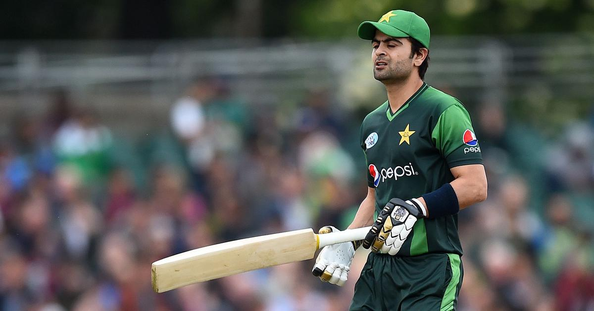 Pakistan Cricket Board bans Ahmed Shehzad for four months over failed drug test