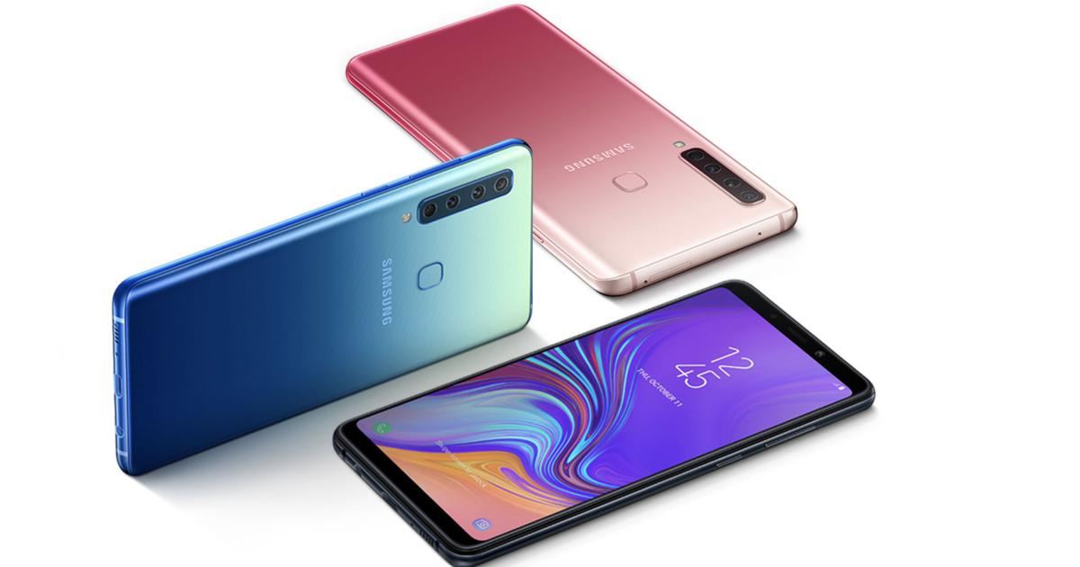 Samsung Launches Galaxy A9 In Malaysia Sports Quad Rear Cameras Infinity Display