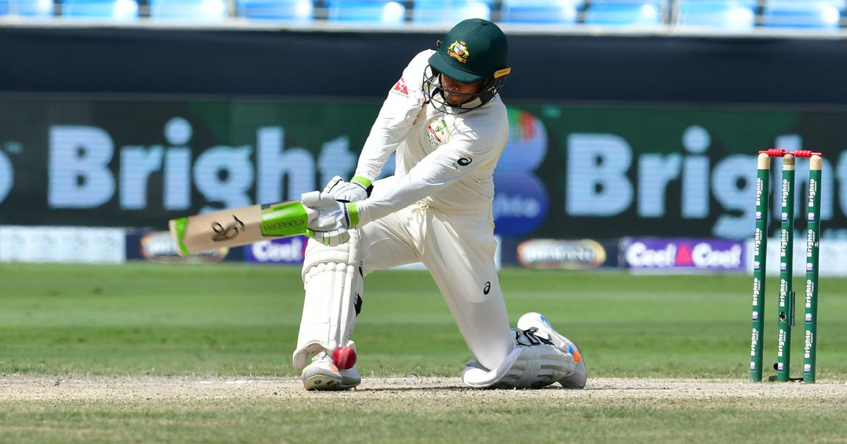 One of the greatest Test innings: Khawaja's resistance against Pakistan draws praise