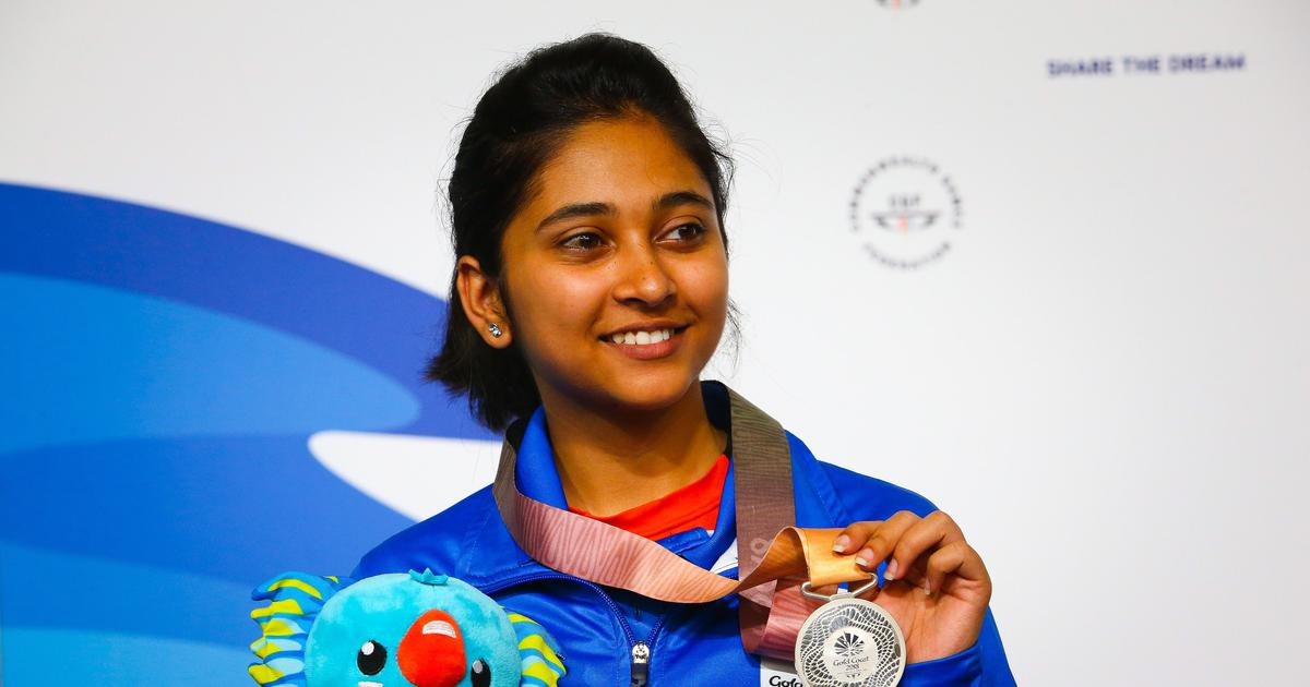 Khelo India round-up: Mehuli Ghosh strikes gold but Maharashtra extend lead at the top