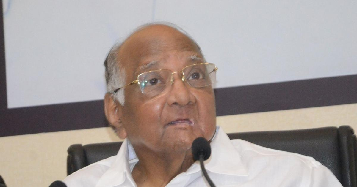 2019 Lok Sabha polls: NCP, Congress yet to agree on three seats in Maharashtra, says Sharad Pawar
