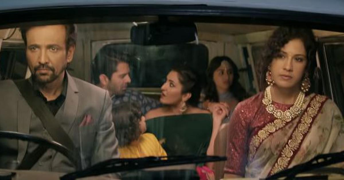 It's all about fighting your parents in AltBalaji's 'The Great Indian Dysfunctional Family'