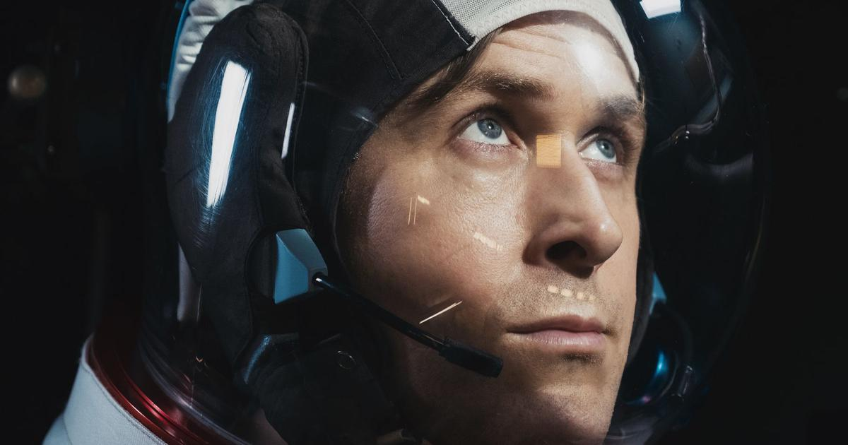 In photos: Ryan Gosling soars to the moon in Damien Chazelle's 'First Man'