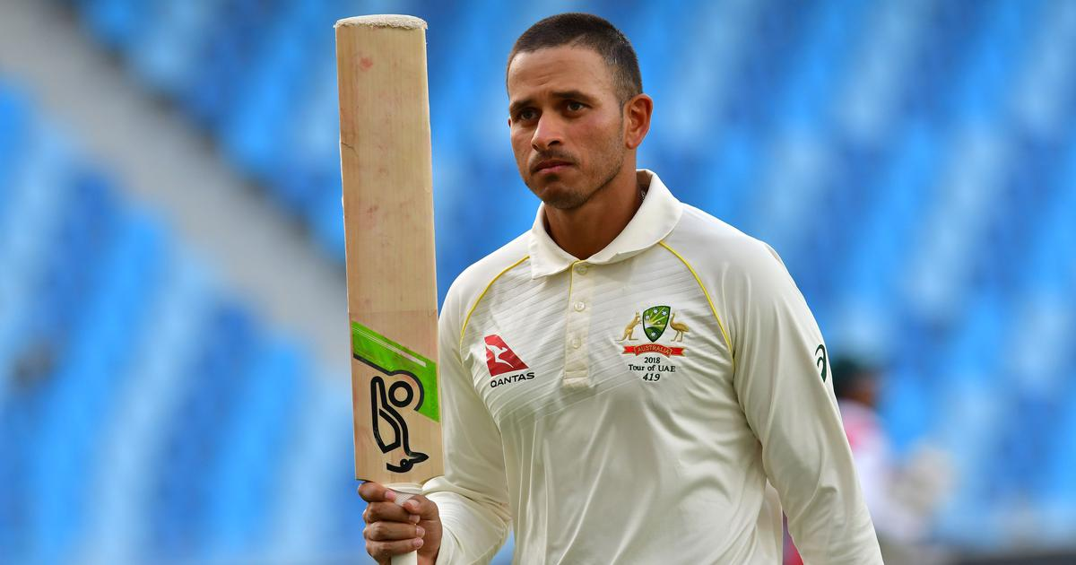 'I'm a little bit ahead in recovery': Usman Khawaja hopes to be fit for first India Test