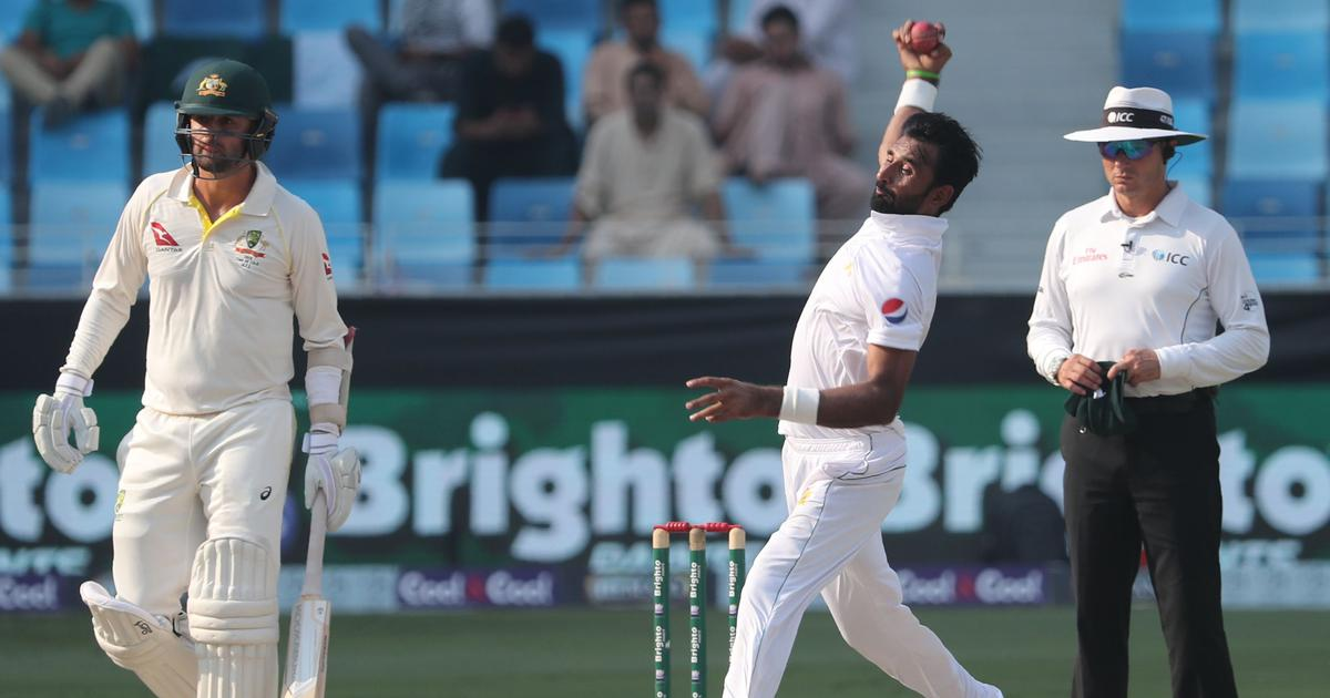 Pakistan in control against Australia after debutant Bilal Asif triggers stunning collapse