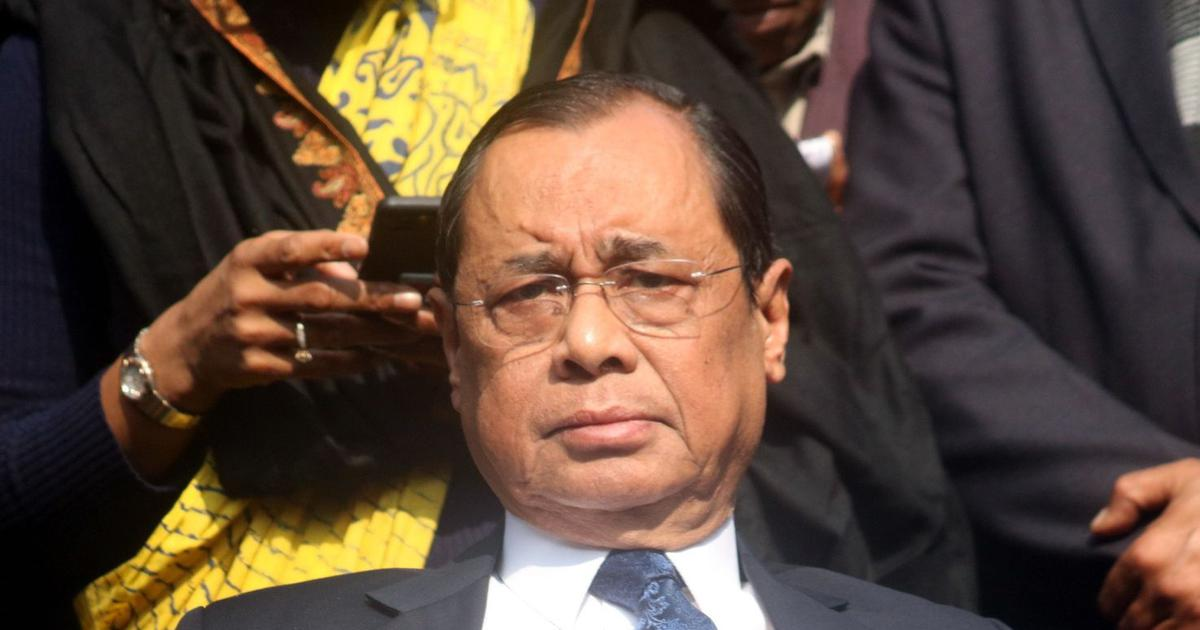 Man impersonates Chief Justice Ranjan Gogoi, calls two HC judges seeking elevation of some lawyers