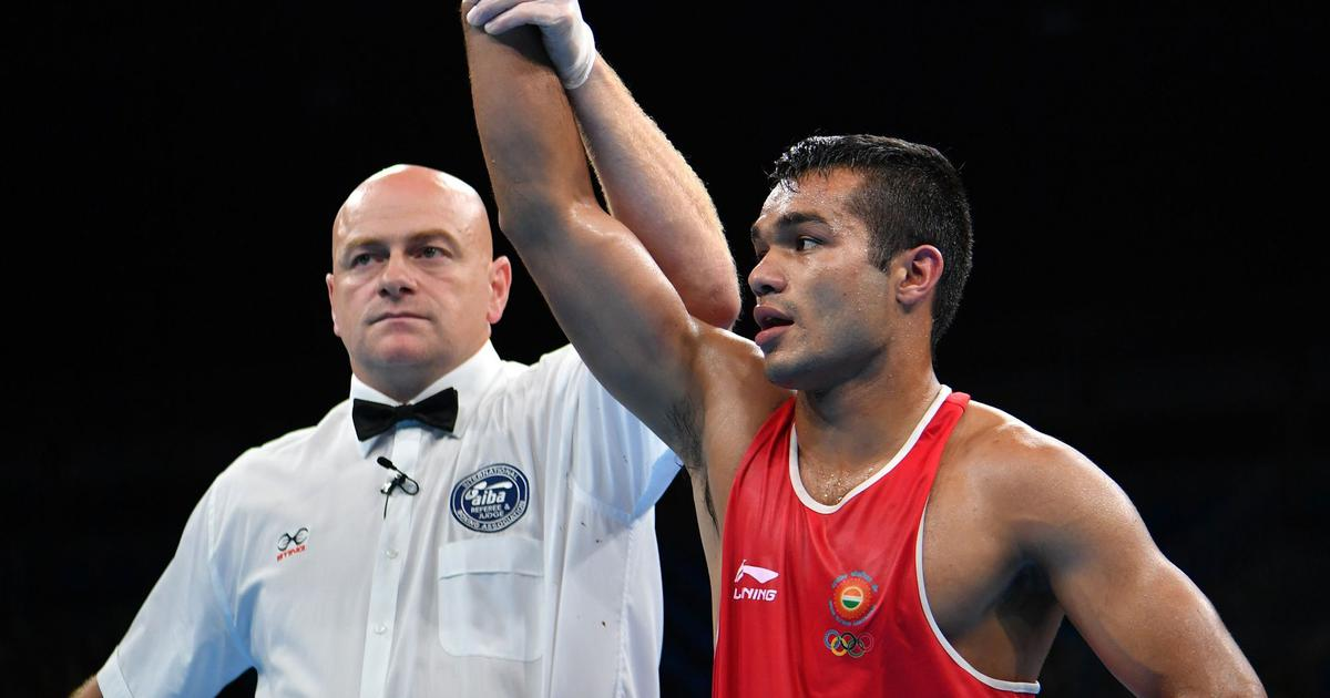 Boxing: Back in the amateur circuit, Vikas Krishan looks to roll back the years going into Olympics