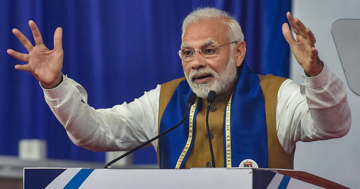 Full text: Narendra Modi government lists 10 points of 'Vision 2030'
