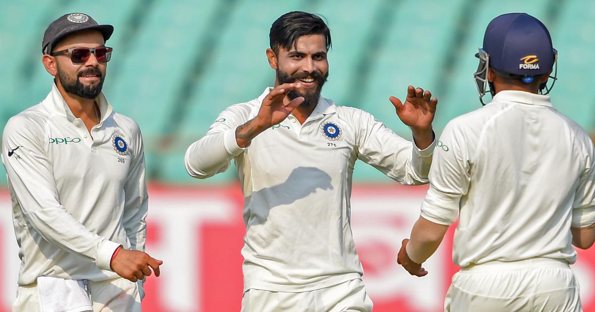 ICC Test rankings: Kohli consolidates top spot among batsmen, Jadeja is second-best all-rounder