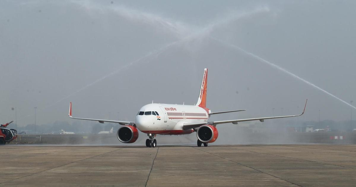 Air India Flight Hit Trichy Airport Wall During Take-Off, 136 On Board
